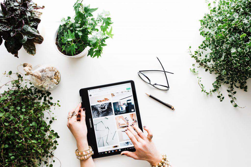 Chromebooks als tablet